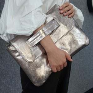 Fashion Shiny women clutch Large capacity Crossbody Bags for female handbag Ladies Clutches Laptop Bag For Macbook Pouch Bag