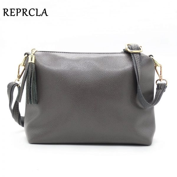 High Quality Handbags Casual Women Messenger Bags Soft PU Leather Tassel Shoulder Crossbody Bags For Women Clutch Purse