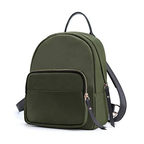 Zebella Womens Mini Backpack Multifunction Daypack Satche Fashion Casual Shoulder Bag for Lady