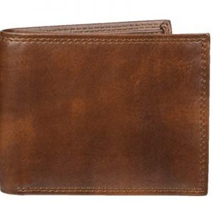 Amazon Essentials Men's RFID Blocking Passcase Bifold Wallet