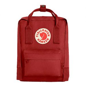 Fjallraven, Kanken Mini Classic Backpack for Everyday, Autumn Leaf