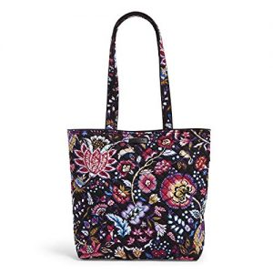 Vera Bradley Signature Cotton Tote Bag, Foxwood