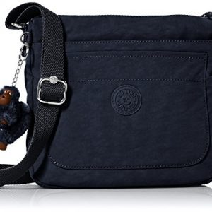 Kipling Women's Sebastian Crossbody Bag, True Blue T