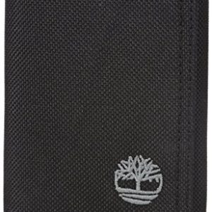 Timberland Men's Trifold Nylon Wallet