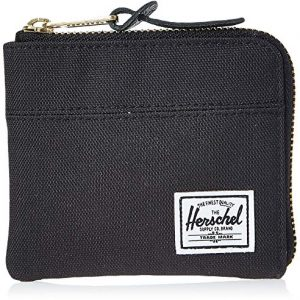 Herschel Johnny RFID, black, One Size