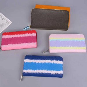 Designer Long Purse Wallet for women Louis