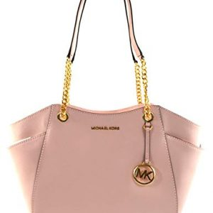 Michael Michael Kors Women's Jet Set Travel Saffiano Large, Blossom, Size Large