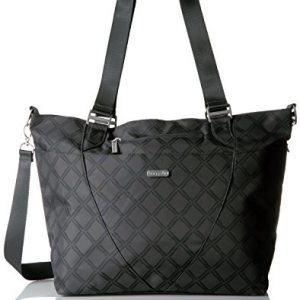 Baggallini Avenue Tote, Charcoal Link
