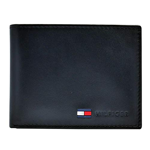 Tommy Hilfiger Men's 31TL22X060, Black, One Size