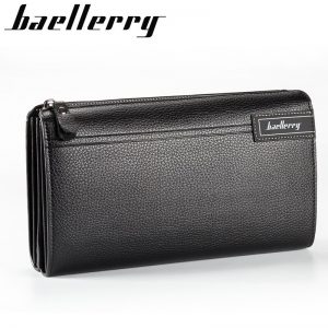 Clutch Bag Large Capacity Men Wallets Cell Phone Pocket